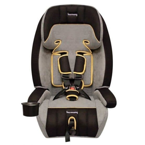 Defender 360 Car Seat – Pirate Gold